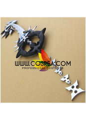 Kingdom Hearts Roxas Two Become One Keyblade Cosplay Prop