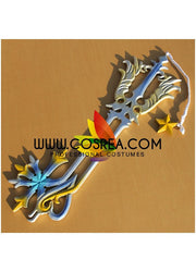 Kingdom Hearts Sora Oathkeeper Keyblade Cosplay Prop - Cosrea Cosplay