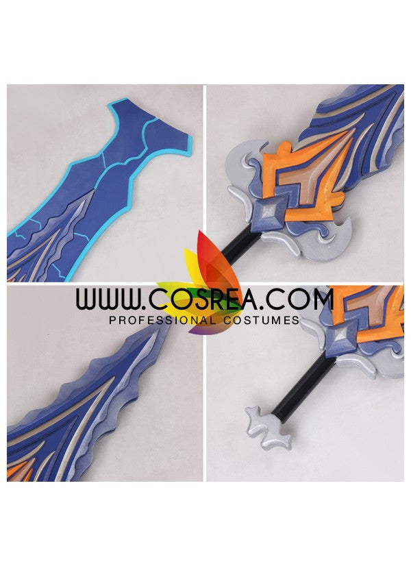 League of Legend Championship Riven 2016 Cosplay Prop - Cosrea Cosplay