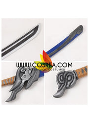 League of Legend Yasuo Classic Skin Cosplay Prop - Cosrea Cosplay
