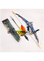 Overwatch Hanzo Bow Set Cosplay Prop - Cosrea Cosplay