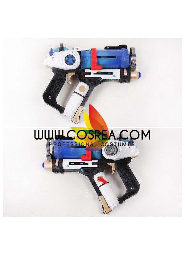 Overwatch Mei Blaster And Tank Cosplay Prop - Cosrea Cosplay