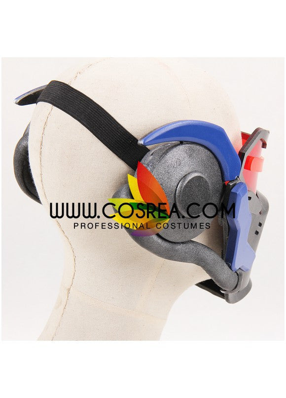 Overwatch Soldier 76 Original Helmet Cosplay Prop - Cosrea Cosplay