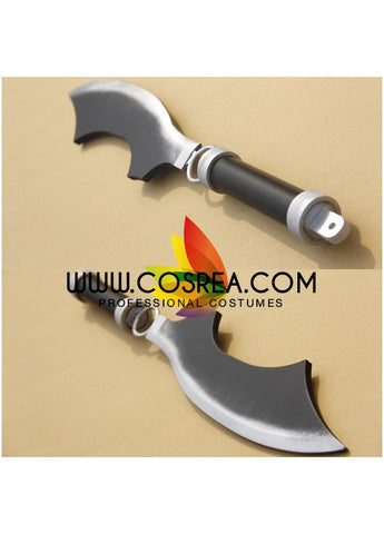 Samurai Warrior 3 Ninja Sword Cosplay Prop