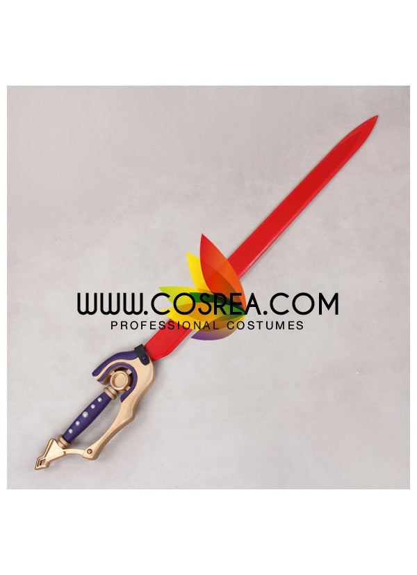 Seraph Of The End Crowley Eusford Red Version Cosplay Prop - Cosrea Cosplay