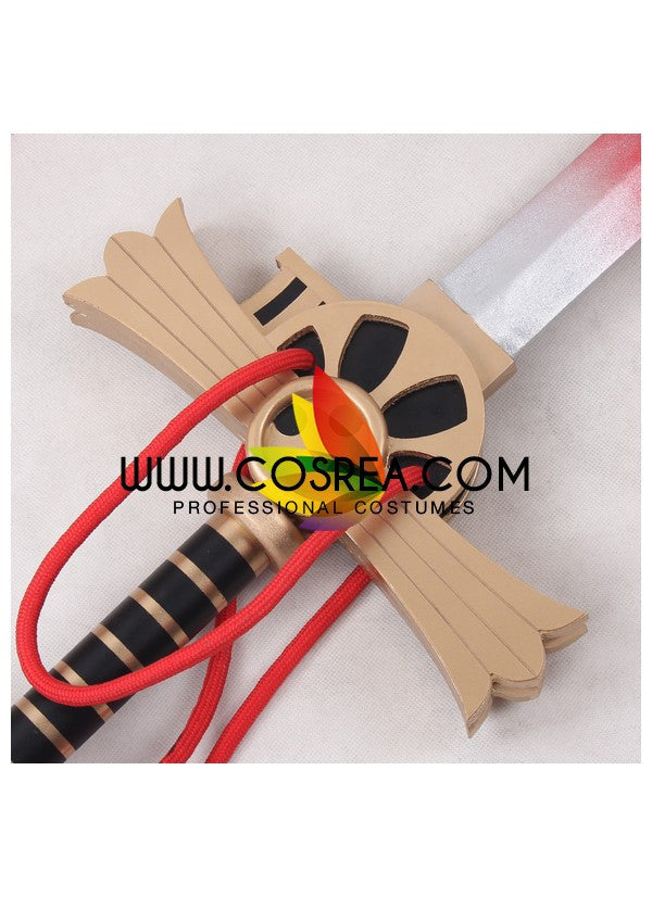 Seraph Of The End Mikaela Hyakuya Red Version Cosplay Prop - Cosrea Cosplay