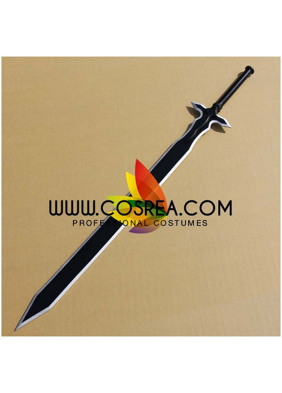 Cosrea prop Sword Art Online Kirito Chapter 7 Sword Cosplay Prop
