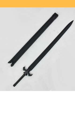 Sword Art Online Kirito Night Sky Sword Cosplay Prop