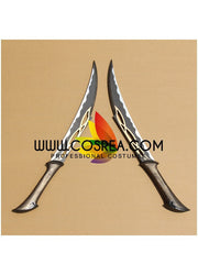 The Hobbit Tauriel Dagger Set Cosplay Prop - Cosrea Cosplay