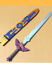 Zelda Link Skyward Long Sword Cosplay Prop - Cosrea Cosplay