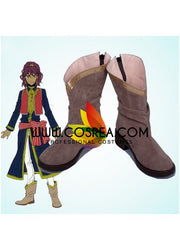 Black Butler Prince Soma Asman Kadar Cosplay Shoes - Cosrea Cosplay