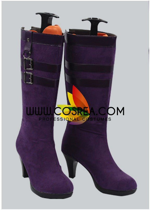 Danganronpa Kyoko Kirigiri Cosplay Shoes - Cosrea Cosplay