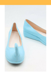 Cosrea shoes Disney Aladdin Jasmine Blue Cosplay Shoes