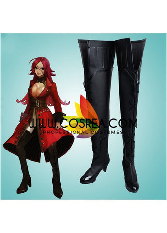 Fate Extra Francis Drake Cosplay Shoes