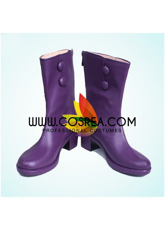 Fate Stay Night Illyasviel Cosplay Shoes - Cosrea Cosplay