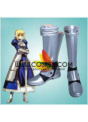 Fate Saber Classic Cosplay Shoes - Cosrea Cosplay