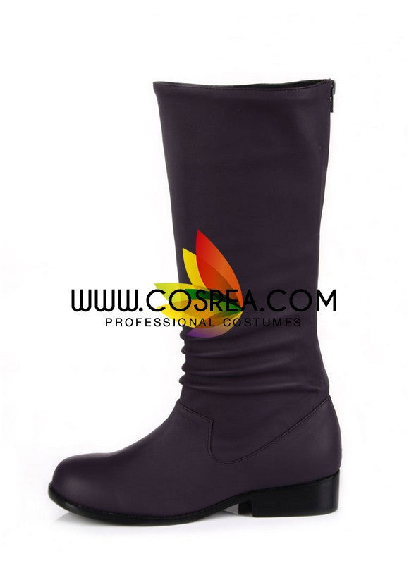 Final Fantasy X Yuna Summoner Cosplay Shoes - Cosrea Cosplay