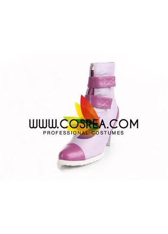 Final Fantasy 13 2 Serah Farron Cosplay Shoes