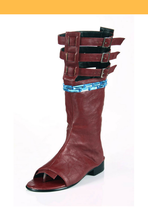 Cosrea shoes Final Fantasy 13 Fang Cosplay Shoes