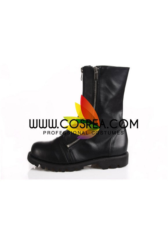 Final Fantasy Crisis Core Cloud Cosplay Shoes - Cosrea Cosplay