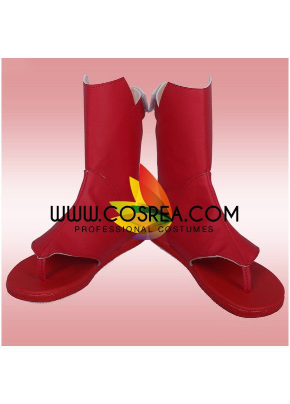 Fire Emblem Fate Sakura Cosplay Shoes - Cosrea Cosplay