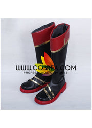 Kancolle Kiso Cosplay Shoes - Cosrea Cosplay