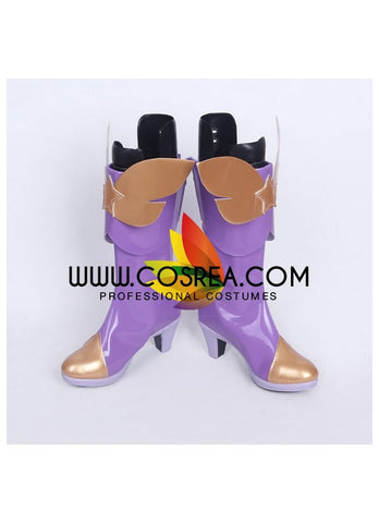 League of Legend Lux Cosplay Shoes
