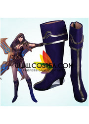 League of Legend Sivir Cosplay Shoes - Cosrea Cosplay