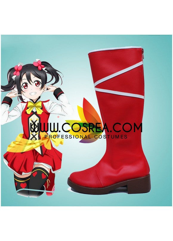 Love Live Nico Yazawa Cosplay Shoes - Cosrea Cosplay