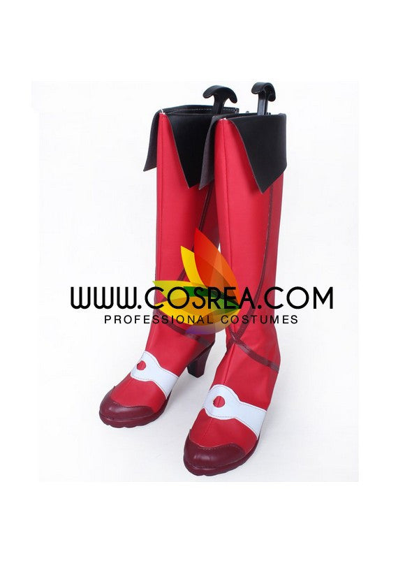 Macross Delta Freyja Wion Cosplay Shoes - Cosrea Cosplay