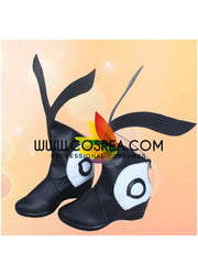 Macross Delta Kaname Buccaneer Cosplay Shoes - Cosrea Cosplay