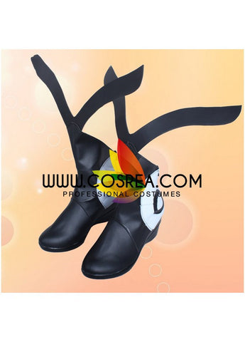 Macross Delta Kaname Buccaneer Cosplay Shoes