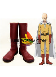 One Punch Man Saitama Cosplay Shoes - Cosrea Cosplay