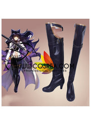 RWBY Blake Season 4 Cosplay Shoes - Cosrea Cosplay