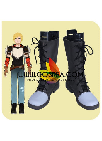 RWBY Jaune Arc Cospaly Shoes