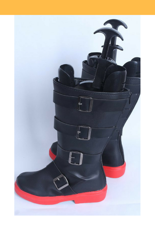 RWBY Ruby Rose Season 2 Cosplay Shoes