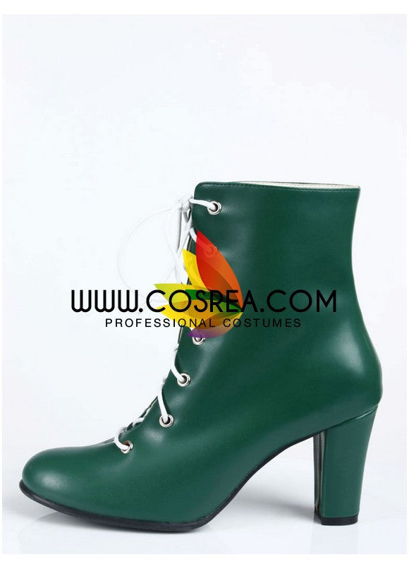 Cosrea shoes Sailormoon Sailor Jupiter Cosplay Shoes