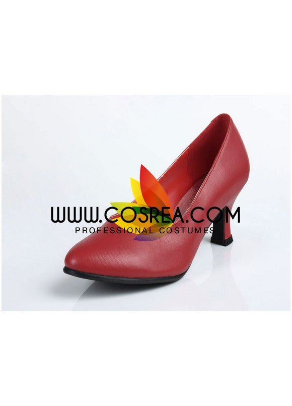 Sailormoon Sailor Mars Cosplay Shoes - Cosrea Cosplay