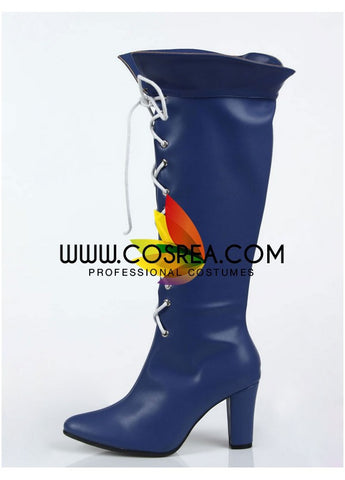 Sailormoon Sailor Saturn Cosplay Shoes