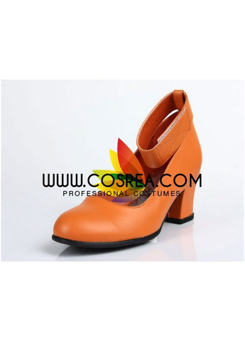 Sailormoon Sailor Venus Cosplay Shoes