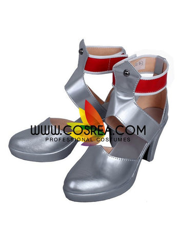 Sword Art Online Hallow Fragment Asuna Cosplay Shoes