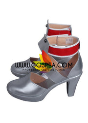 Sword Art Online Hallow Fragment Asuna Cosplay Shoes - Cosrea Cosplay