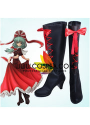 Touhou Project Hina Kagiyama Cosplay Shoes - Cosrea Cosplay