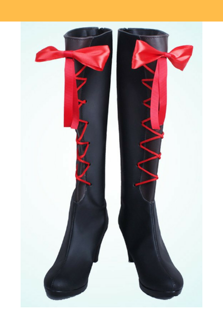 Touhou Project Hina Kagiyama Cosplay Shoes