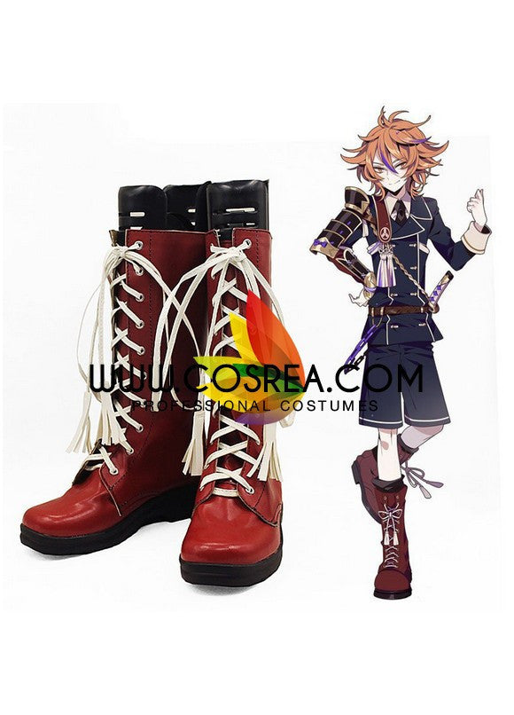 Touken Ranbu Atsu Toushirou Cosplay Shoes - Cosrea Cosplay