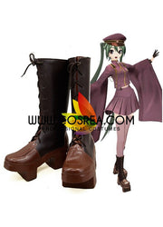 Vocaloid Miku Senbon Zakura Cosplay Shoes - Cosrea Cosplay