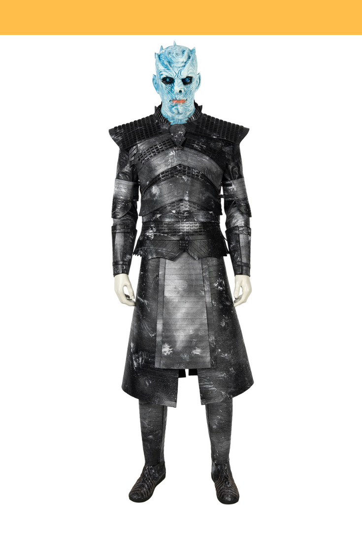 The Night King Game Of Thrones Season 8 Cosplay Costume