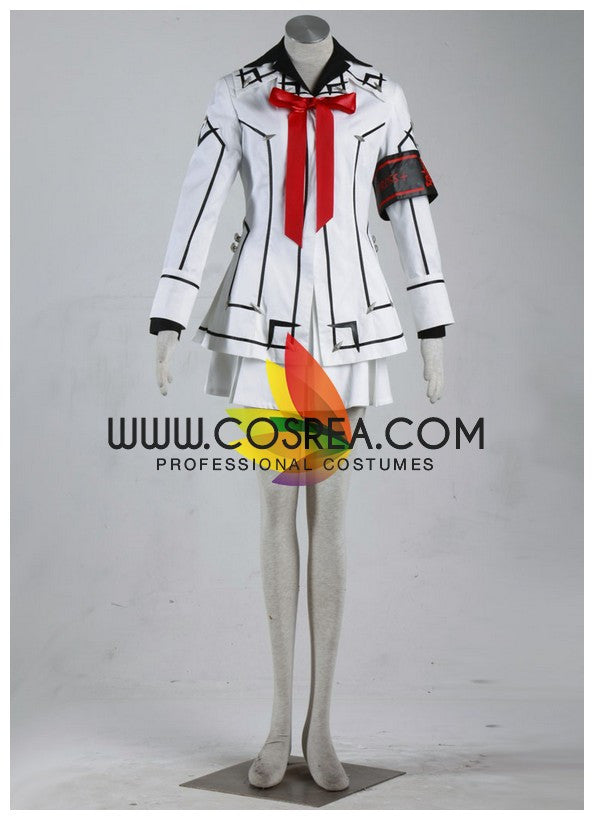 Vampire Knights Cross Academy Female Night Class Cosplay Costume - Cosrea Cosplay