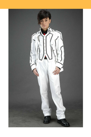 Vampire Knights Cross Academy Male Night Class Cosplay Costume - Cosrea Cosplay