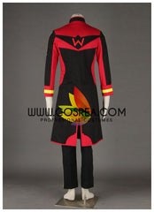 Vocaloid Akaito S2 Cosplay Costume